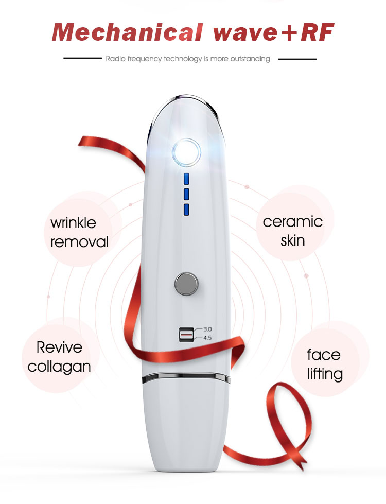 Home use V-Max Radar Line Carve Skin Tightening Care Beauty Machine