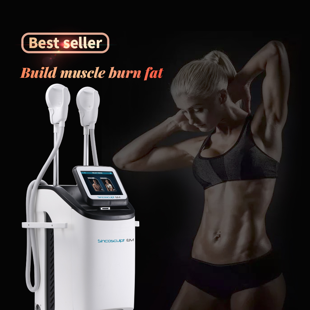 Brand new technology to tone up our bodies just in time for summer!