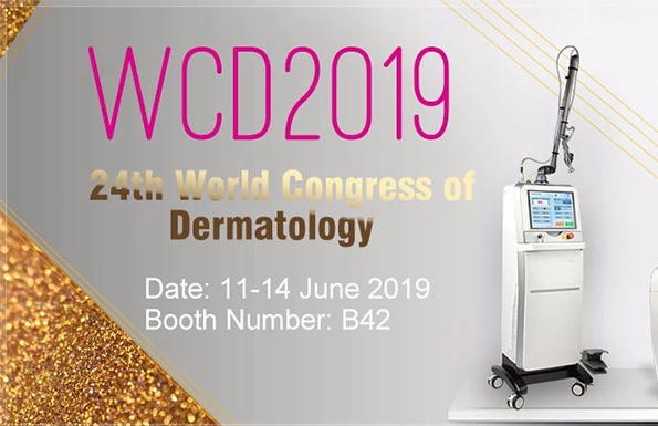 Welcome to Sincoheren Booth at WCD 2019