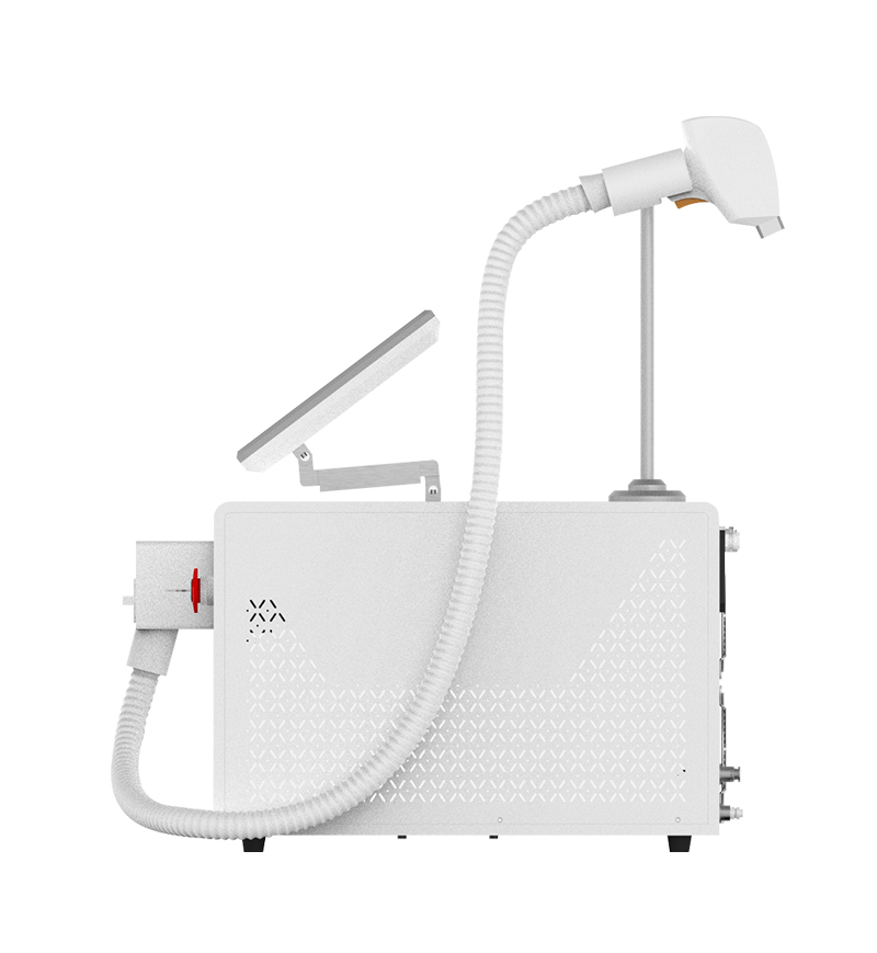 Portable laser hair removal 3 in 1 machine
