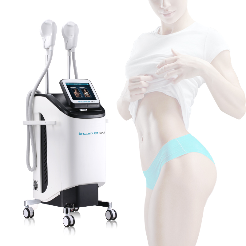 2020 newst Hifem beauty machine / build muscle burn fat slimming machine