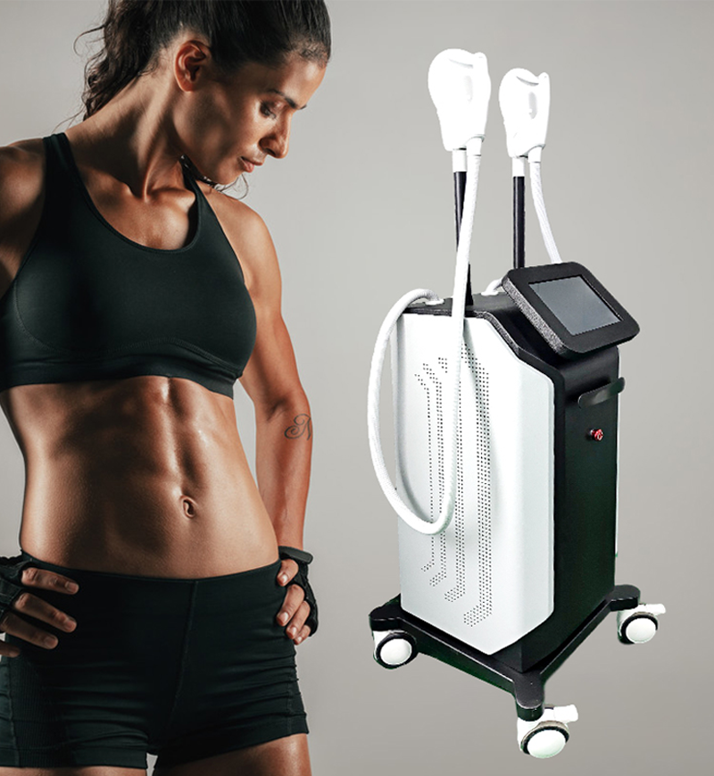 2020 Trend sincosculpt EMS body machine Non Invasive Body Shaping build muscle burn fat slimming machine